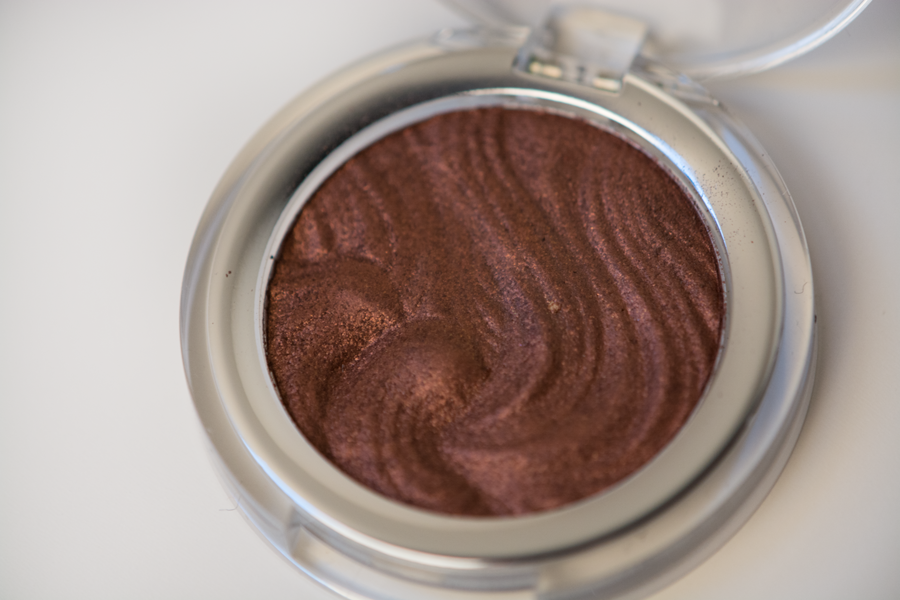 p2 High Chrome eyeshadow copper Chrome