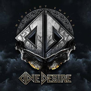 One Desire Midnight Empire (Frontiers Records May 22, 2020)