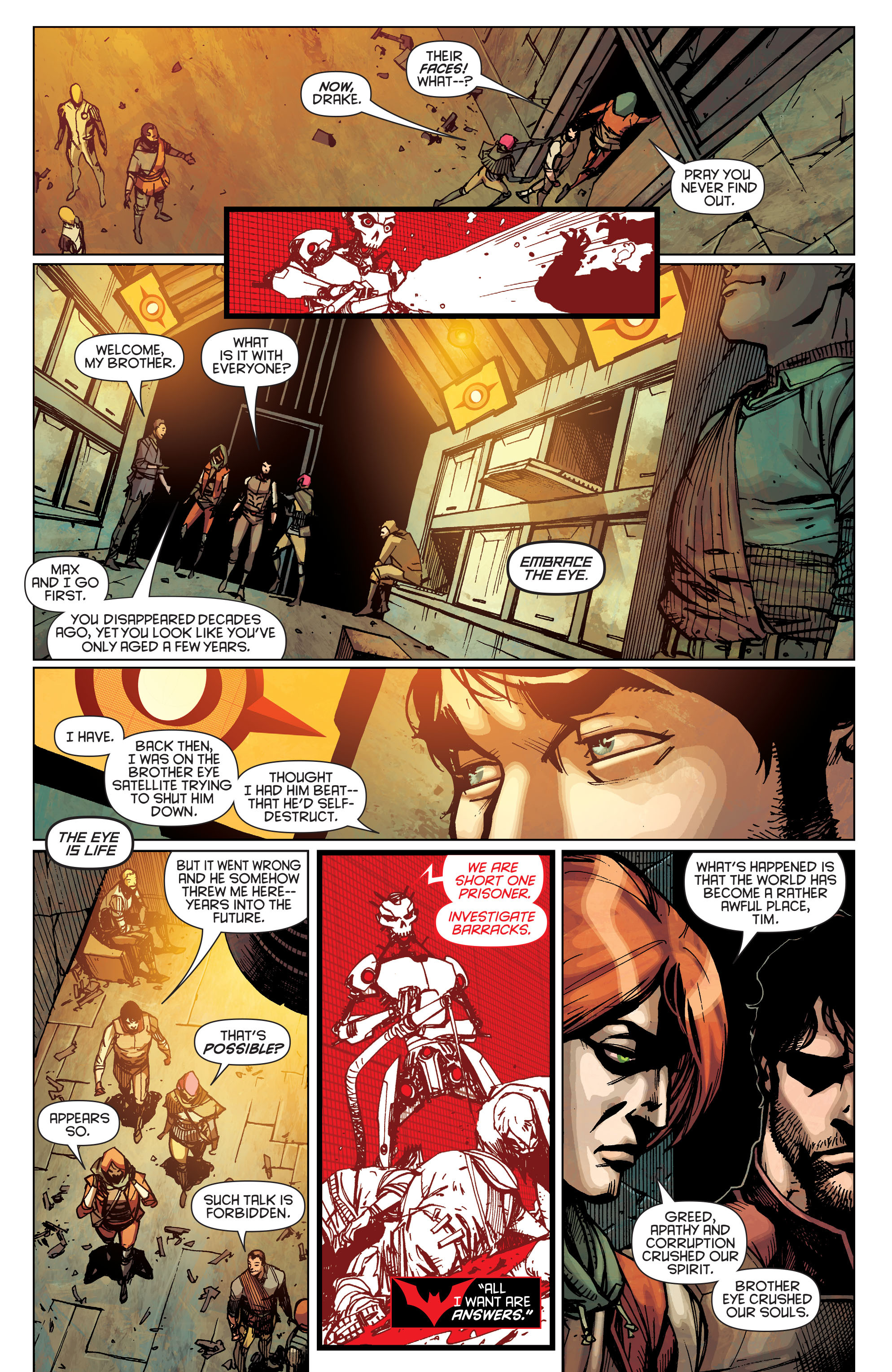Batman Beyond (2015) Issue #2 #2 - English 6