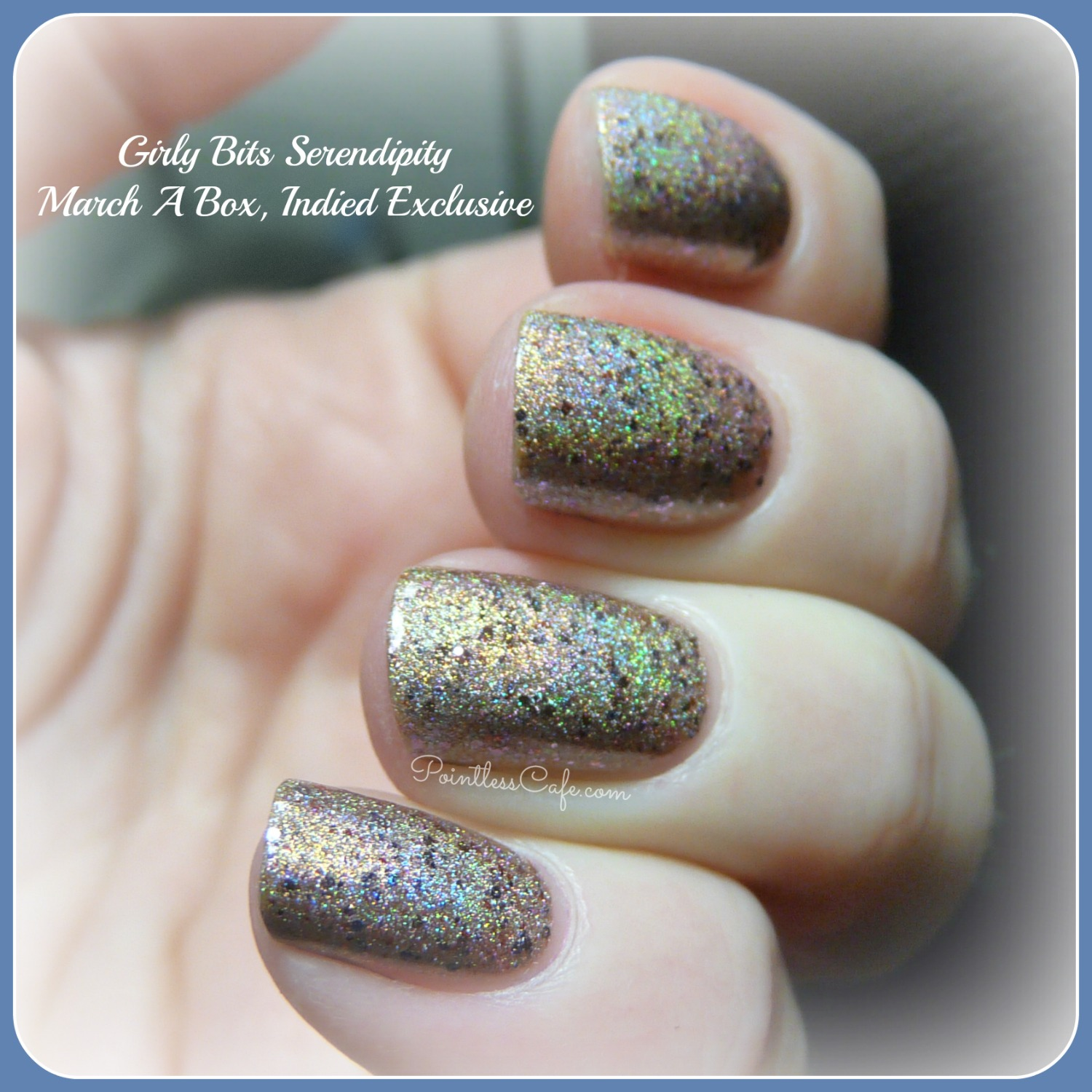 Girly Bits Serendipity: Exclusive for the March A Box, Indied ...
