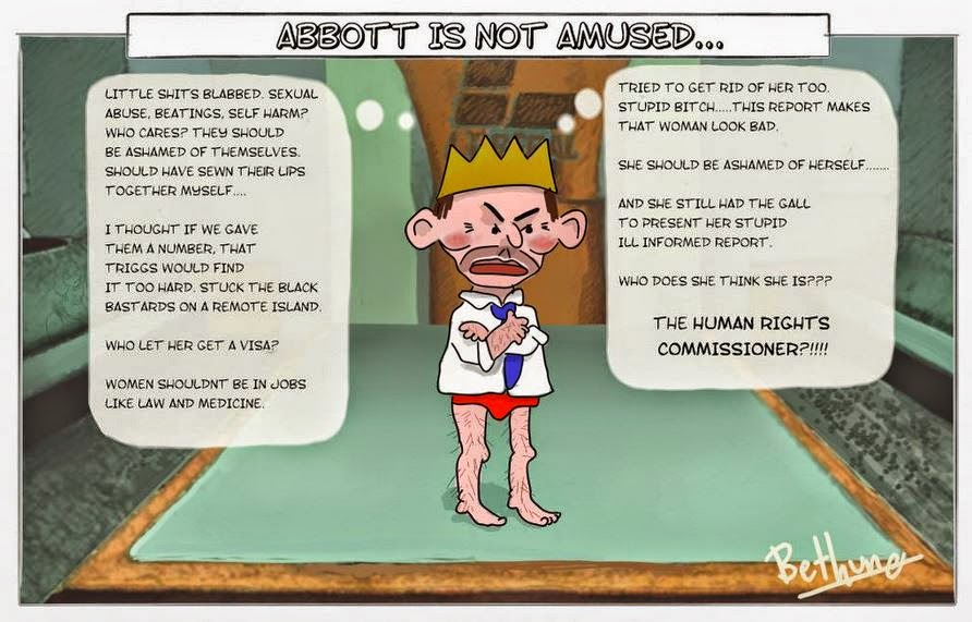 LNP (  LIARS NASTY PARTY ) aka ABBOTT AND CO.