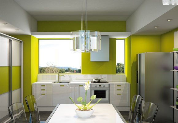 Pinturas y decoraci n 35 como pintar techo de cocina for Pintar techo cocina