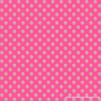 free digital happy pink scrapbooking paper and border ausdruckbares geschenkpapier freebie. Black Bedroom Furniture Sets. Home Design Ideas