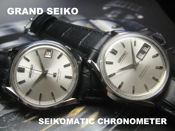 Grand Seiko vs Seikomatic Chronometer