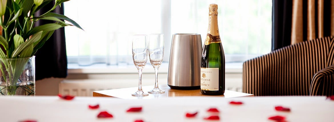 Boutique Hotel Belfast - Valentines Day 2015