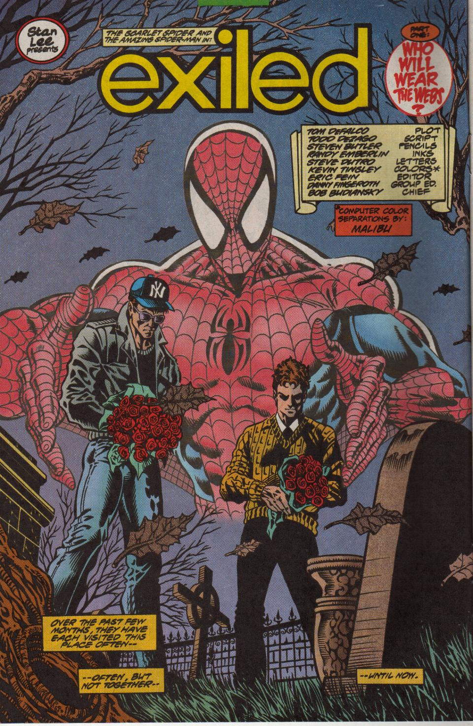 Web of Spider-Man (1985) chap 128 pic 5