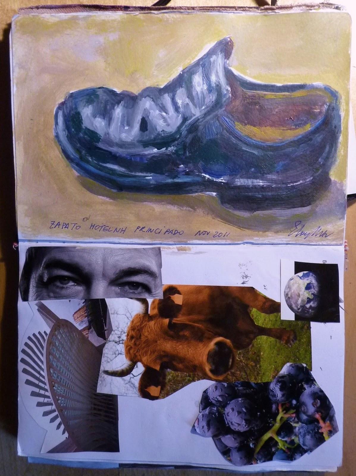 Zapato solitario