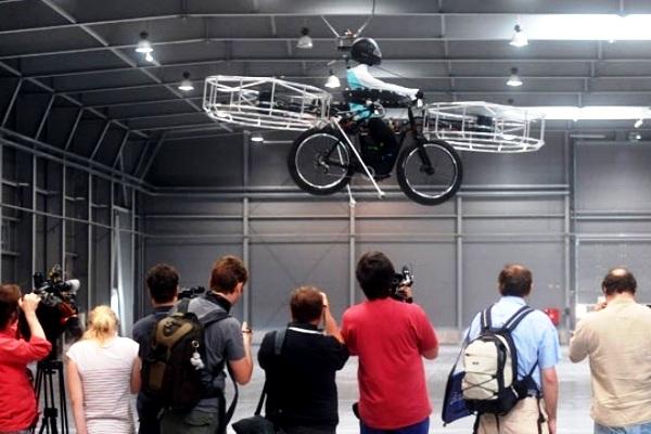 Sepeda Terbang. Kotabumi Lampung Utara
