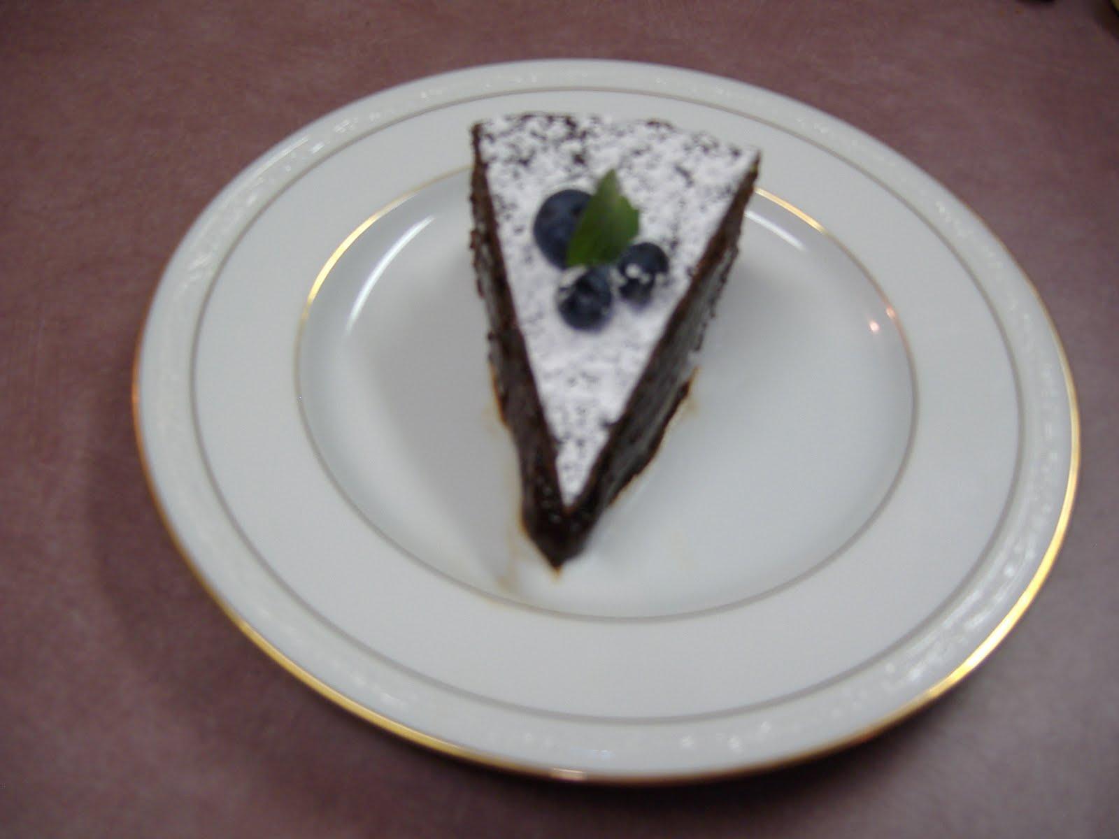 Cake Plate Sugar Cooke