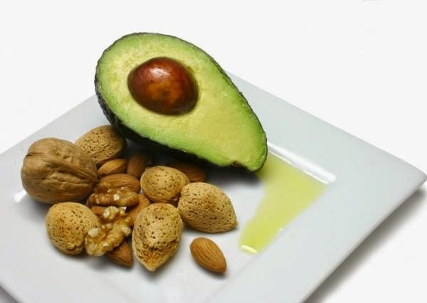 فوائد الدهون غير المشبعة