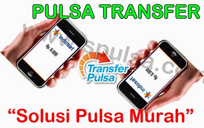 transfer pulsa murah