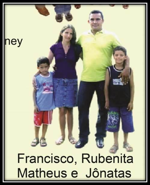 OREMOS POR ESTES MISSIONÁRIOS