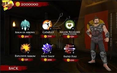 Kochadaiiyaan film andriod game Reign Of Arrows review video and download free.