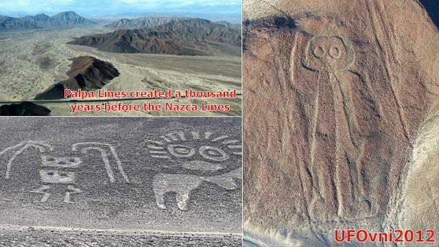 Palpa Lines : créé mille ans avant les lignes de Nazca ?