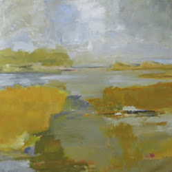 Incoming Rain, Herring River, Wellfleet