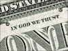"""Tổng thống Obama ra lệnh hủy bỏ dòng chữ """"IN GOD WE TRUST"""" trên các tất cả các tờ dollar"""
