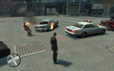 GTA: Grand Theft Auto IV ISO Full Crack Free Download PC Games