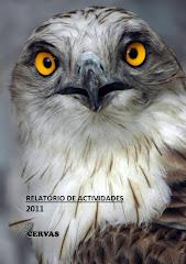 Relatório de Actividades CERVAS 2011