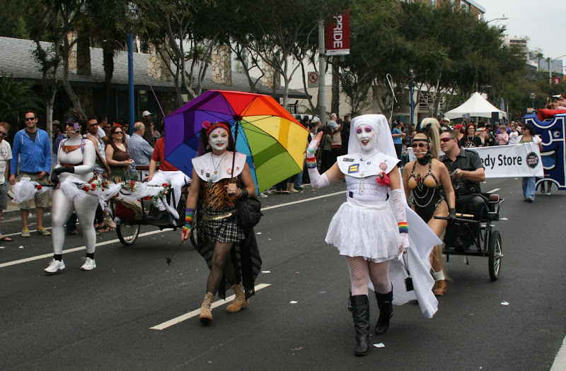West Hollywood Pride Parade 2011