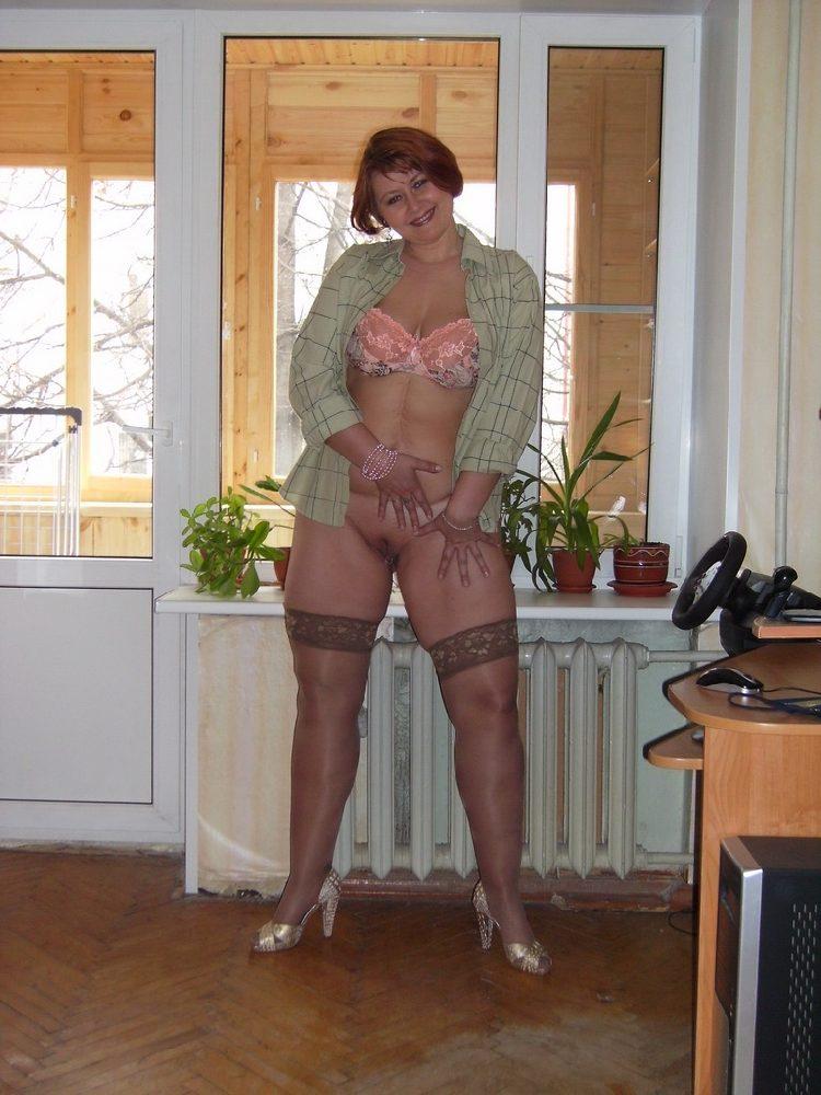 nude voluptuous older women