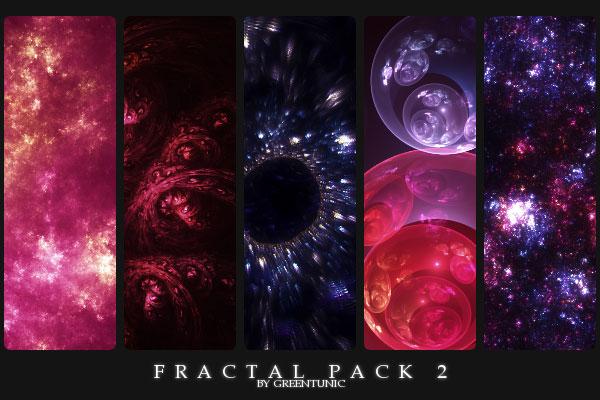 Fractal Brushe Pack
