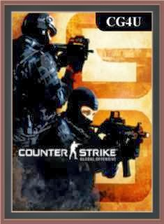 Counter Strike Global Offensive Cover, Poster