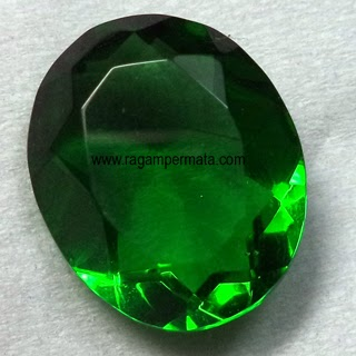 Natural Green Tektite - 056