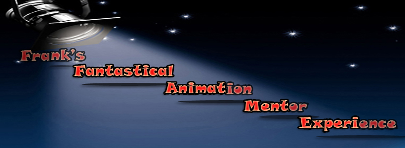 Frank's Fantastical Animation Mentor Experience