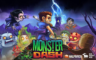 Monster Dash v2.5.0 Apk
