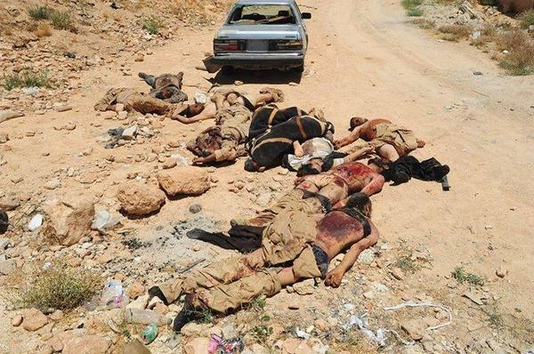 Mujahidin Berhasil Rebut Salah Satu Benteng Strategis
