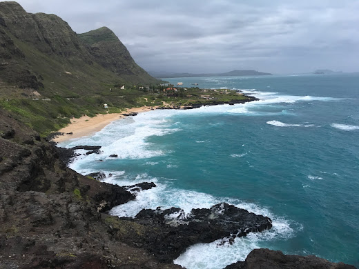 MAKAPU BEACH, OAHU
