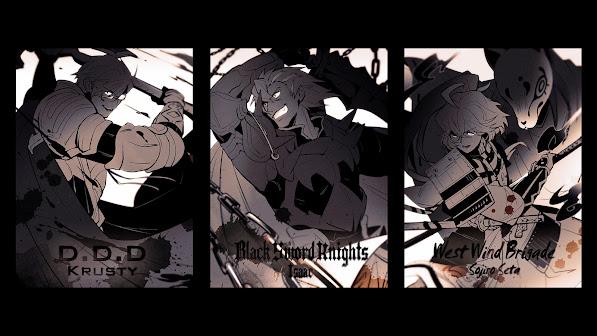 Krusty Isaac Soujiro 3z