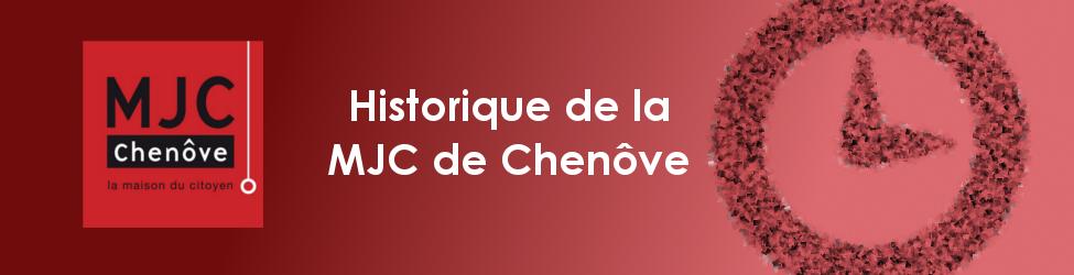Historique MJC Chenôve