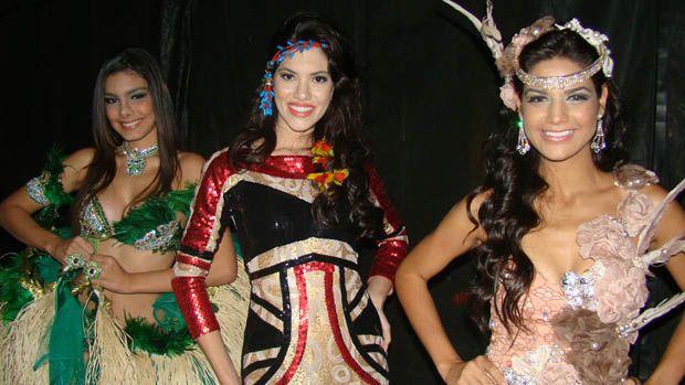 Miss Brasil 2012 - Traje Típico | ♛ Queridas Misses ♛