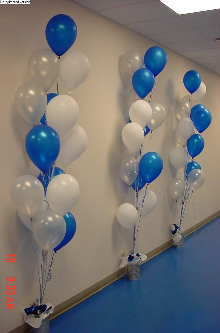 Balloon designs pictures balloon bouquets for Balloons arrangement decoration