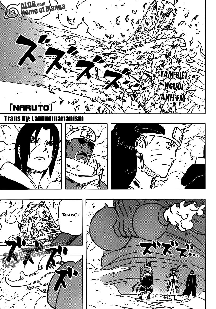 Naruto chap 552 Trang 1 - Mangak.info