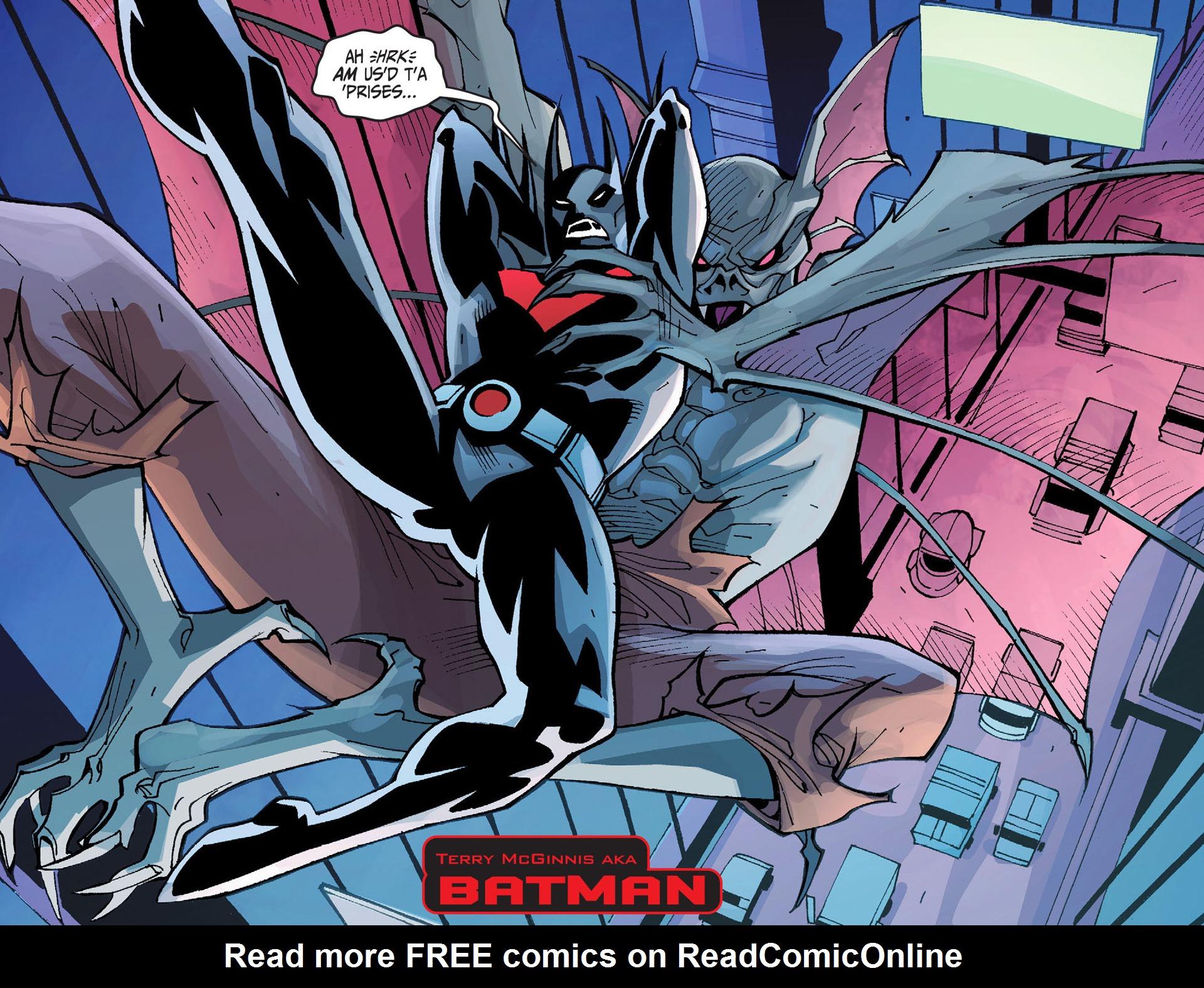 Batman Beyond 2.0 #1 #40 - English 9