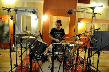 Set de batería Julián Semprini (Pedro Aznar- Ana Prada)