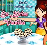 Permainan Perempuan Memasak Kue