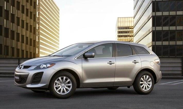 صور سيارة مازدا سى اكس 7 2012 Mazda CX7