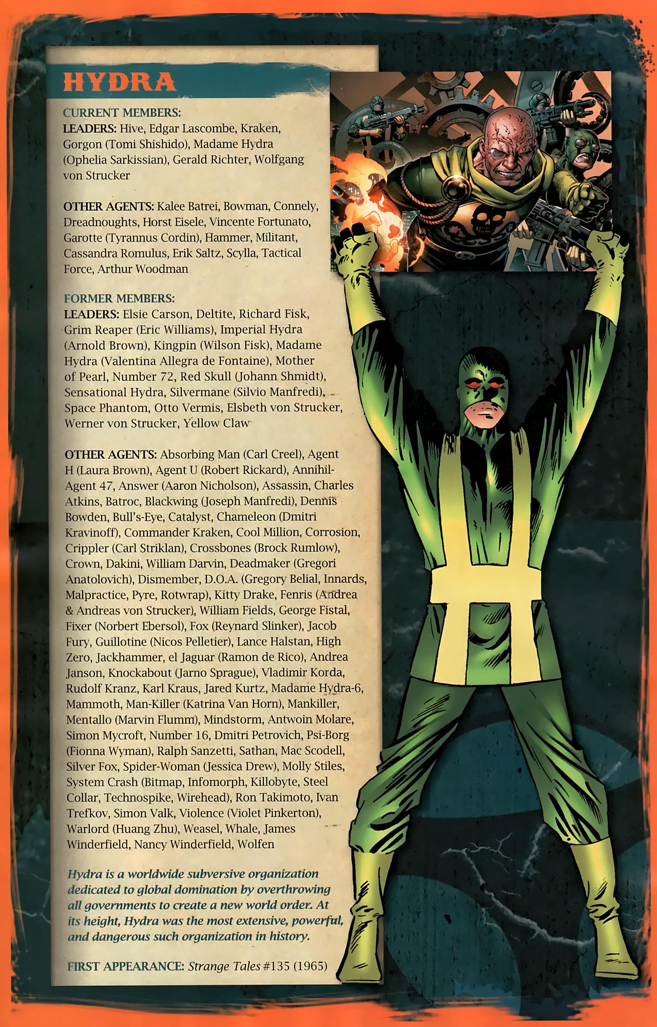 Read online Taskmaster (2010) comic -  Issue #1 - 24