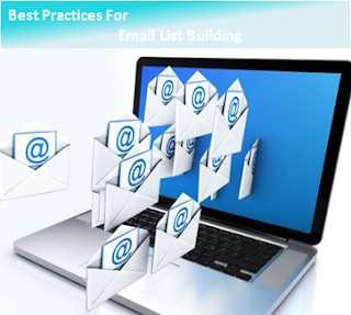 increase email subscriber, email list building