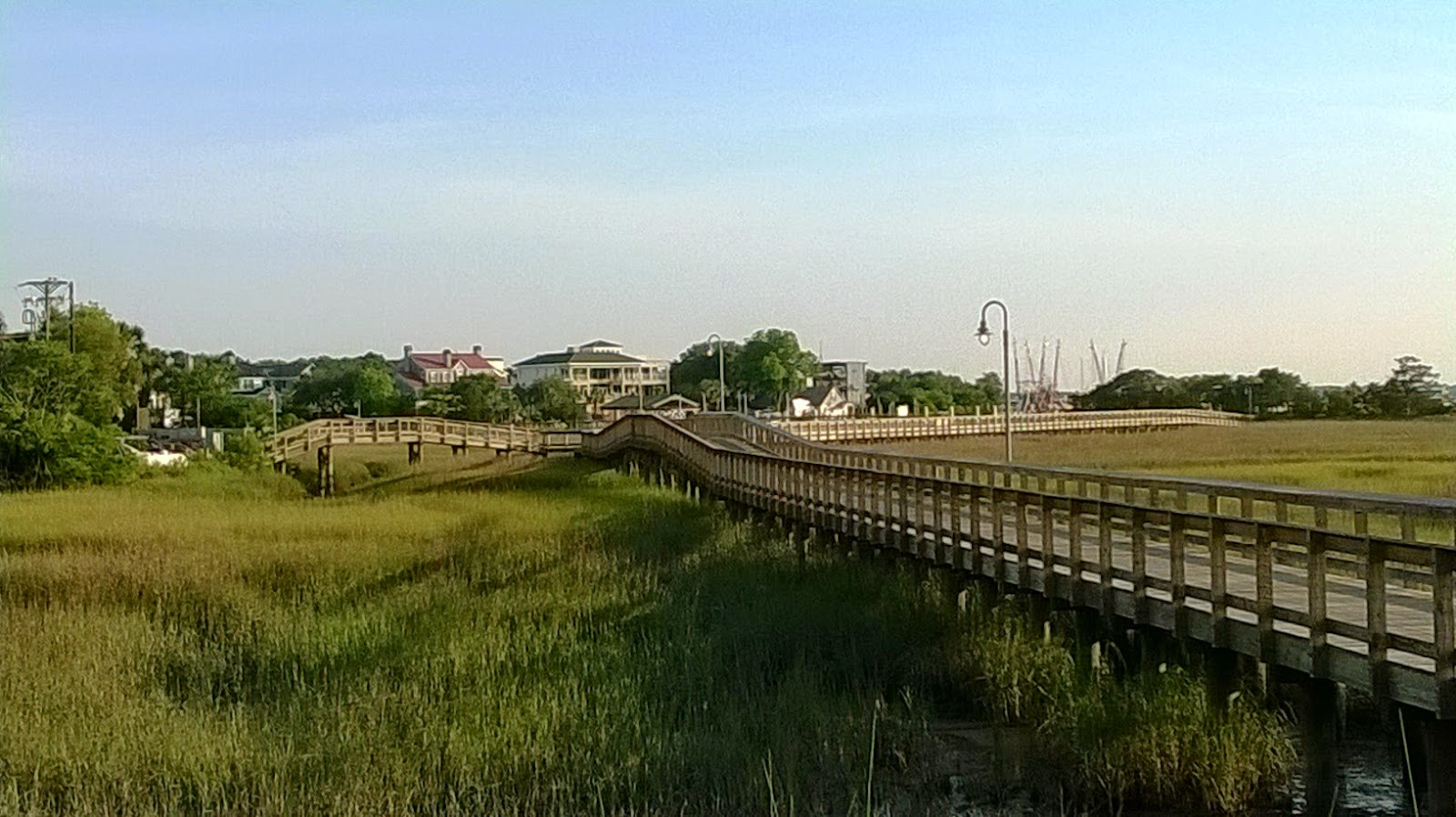 Shem Creek Park, Mount Pleasant, South Carolina