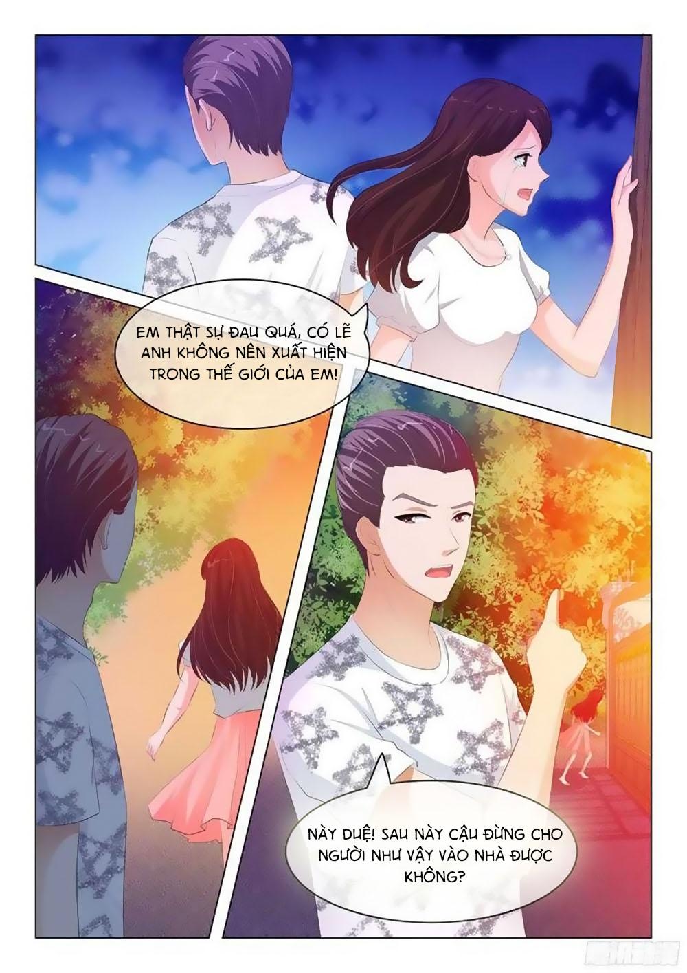 Băng Sơn Thủ Tế - Chap 117