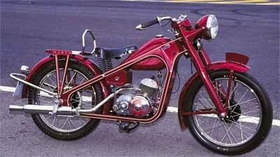 motor honda pertama