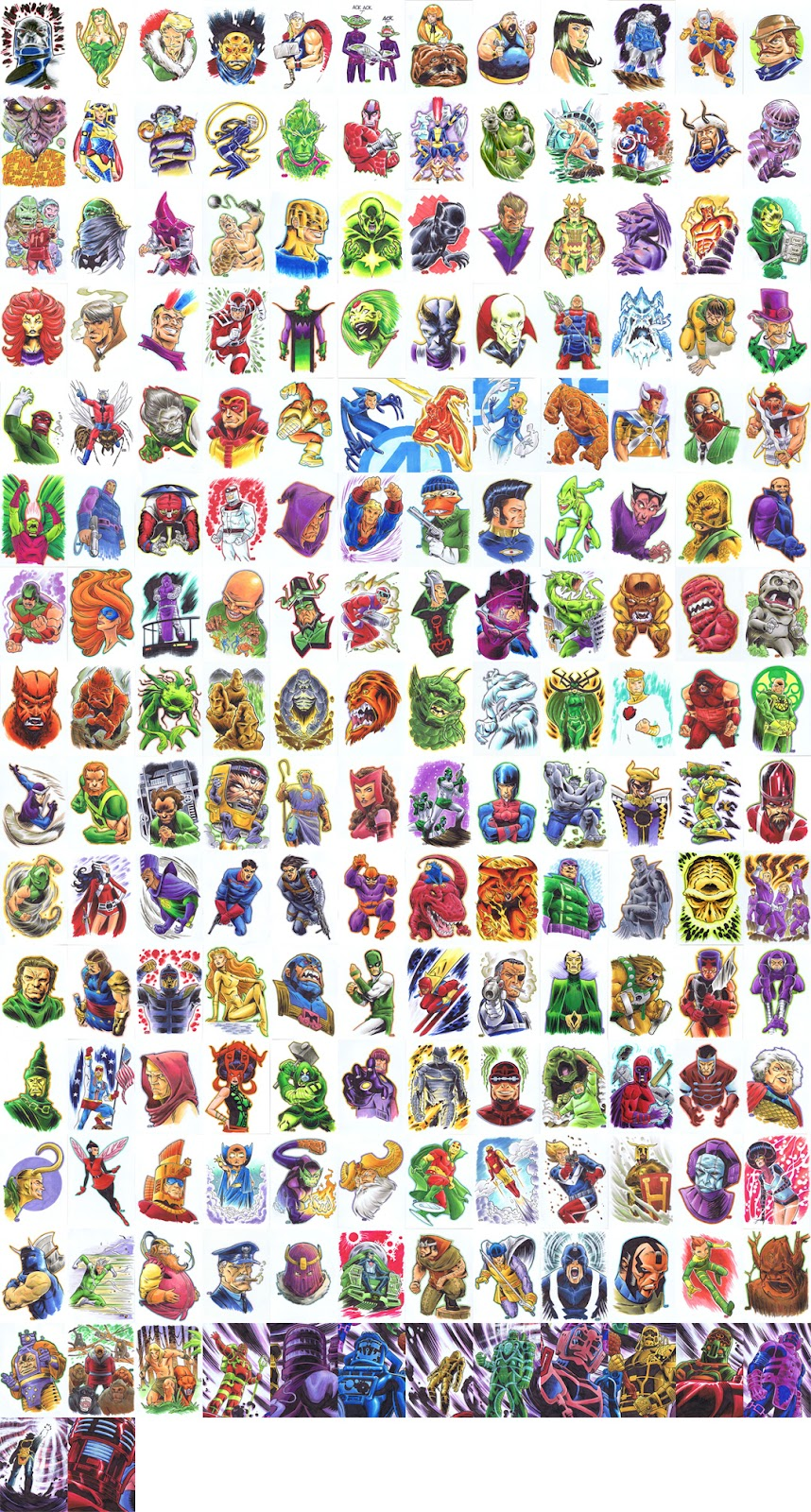 image gallery kirby characters