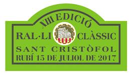 XIII RAL·LI CLÀSSIC SANT CRISTÒFOL