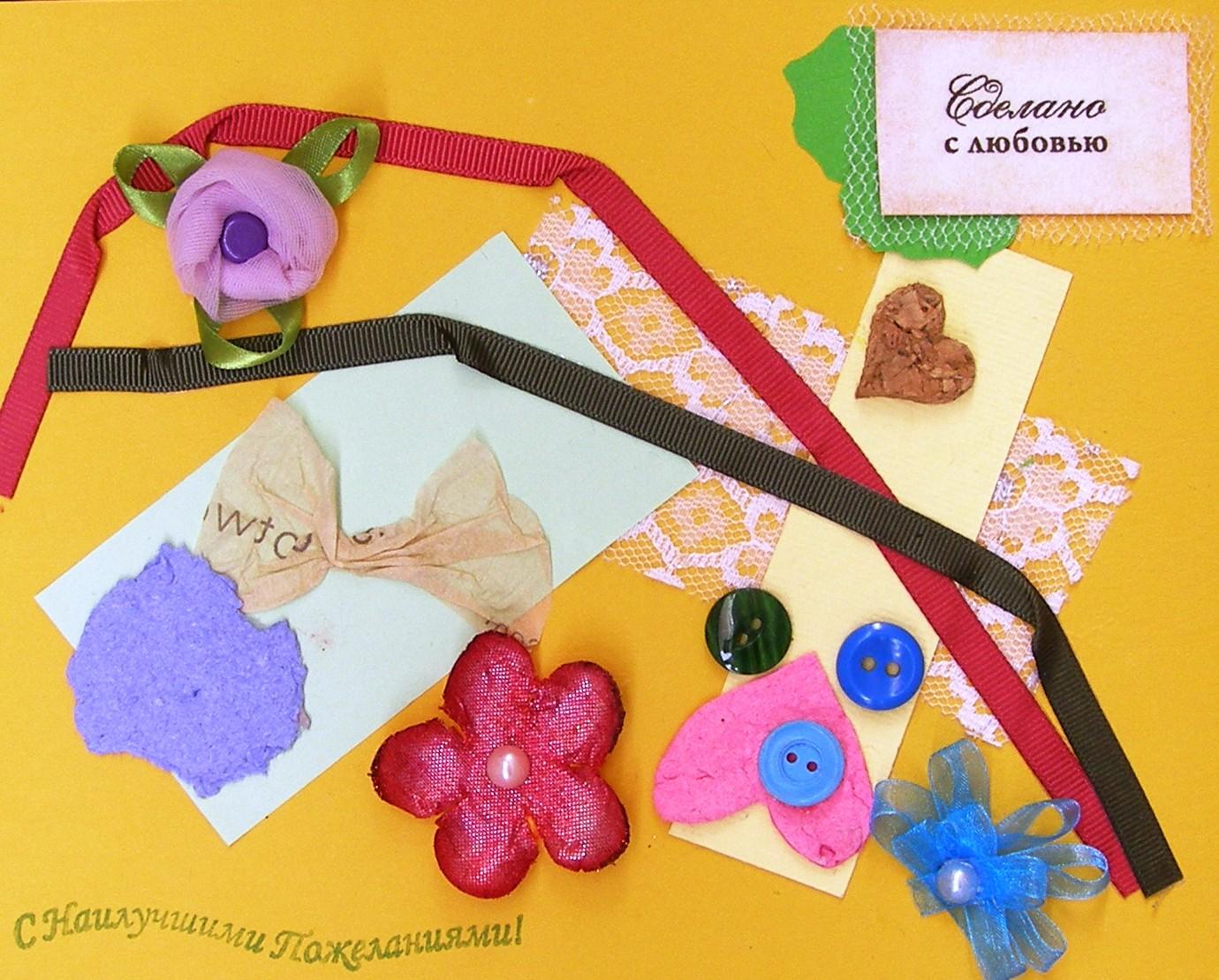 Что подарить своей бабушке на день рождения своими руками