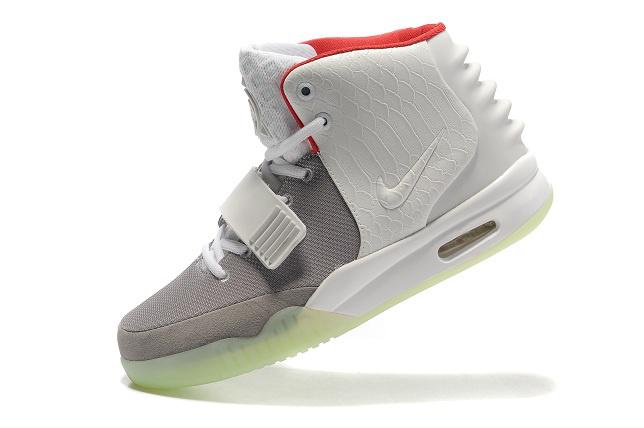 Glow In The Dark Sneakers. NIKE AIR YEEZY 2 ...