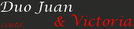 GRUPO JUAN Y VICTORIA